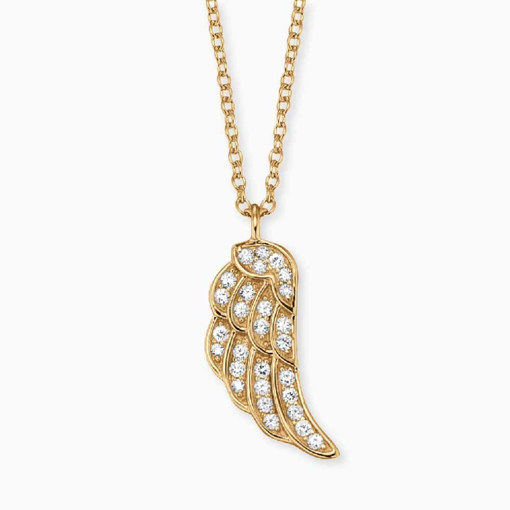 Engelsrufer Necklace ERN-LILWING-ZI-G